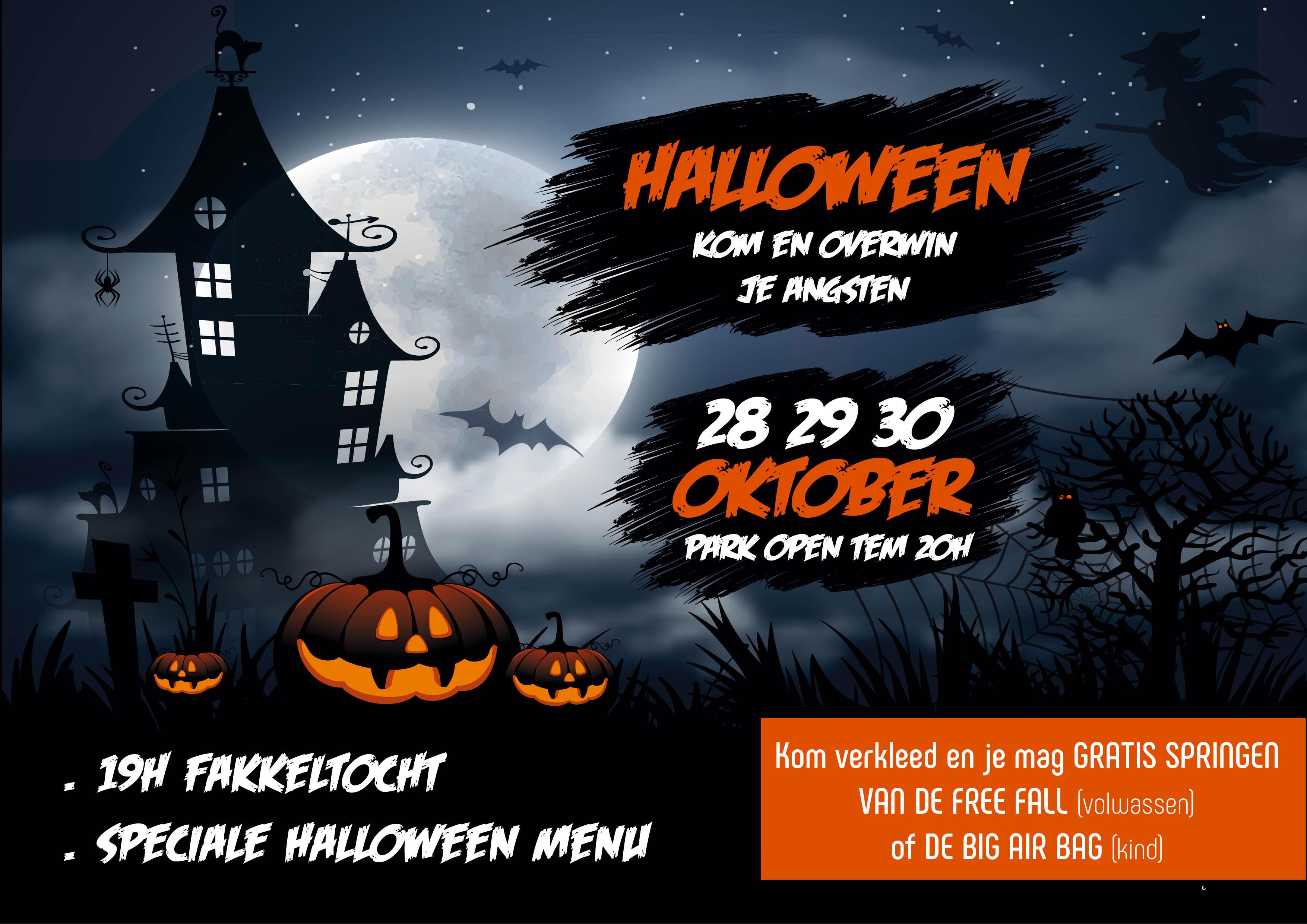 Halloween 30 Oktober.Halloween 28 29 30 Oktober 2017 Adventure Valley Durbuy