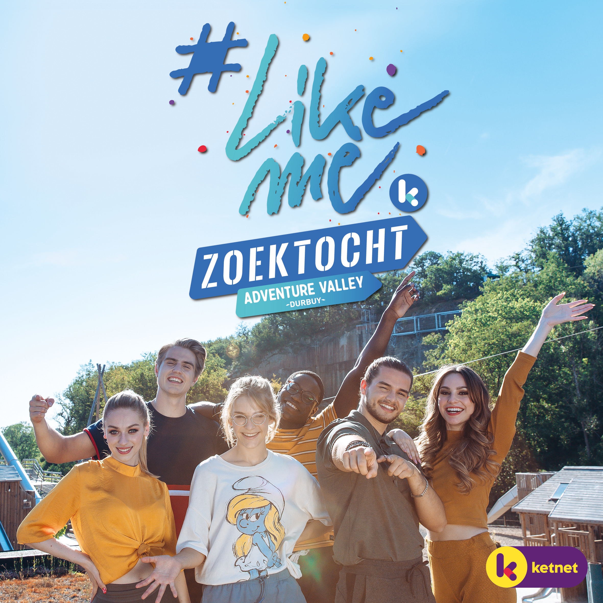 #LikeMe by Ketnet