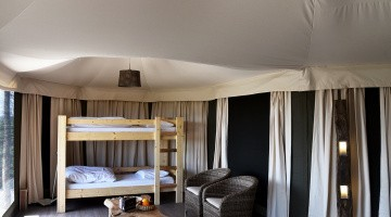 Glamping Durbuy Adventure Valley Aventure Luxe Séjour Nuitée Ardennes Vacances
