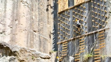 Via Ferrata Adventure Valley Durbuy