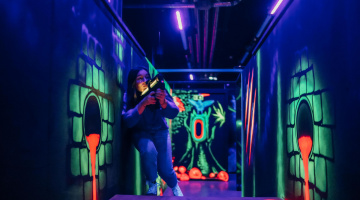 Lasergame Adventure Valley Durbuy