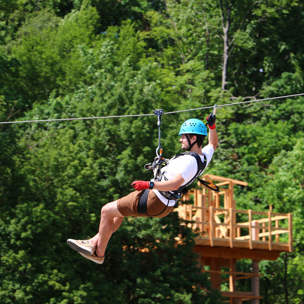 Mega Zipline Adventure Valley Durbuy