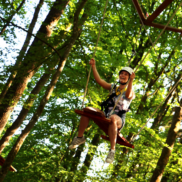 Treetop Adventure Valley Durbuy