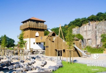 Plaine de jeux Adventure Valley Durbuy