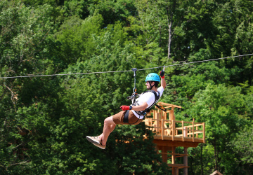 Zipline Max Adventure Valley Durbuy
