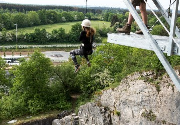 Free Fall Adventure Valley Durbuy