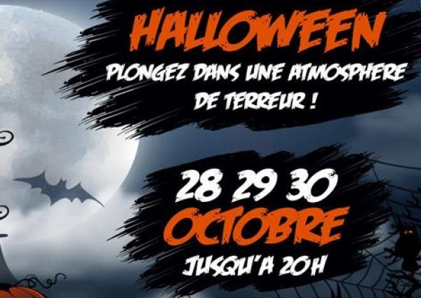 halloween @ adventure valley durbuy